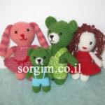 crochet dolls 1